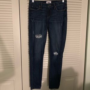 Paige Jeans Verdugo Ankle Distressed (27)